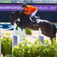 Jur Vrieling - VDL Glasgow van Merelsnest FEI European Championships Gothenburg 2017 © DigiShots